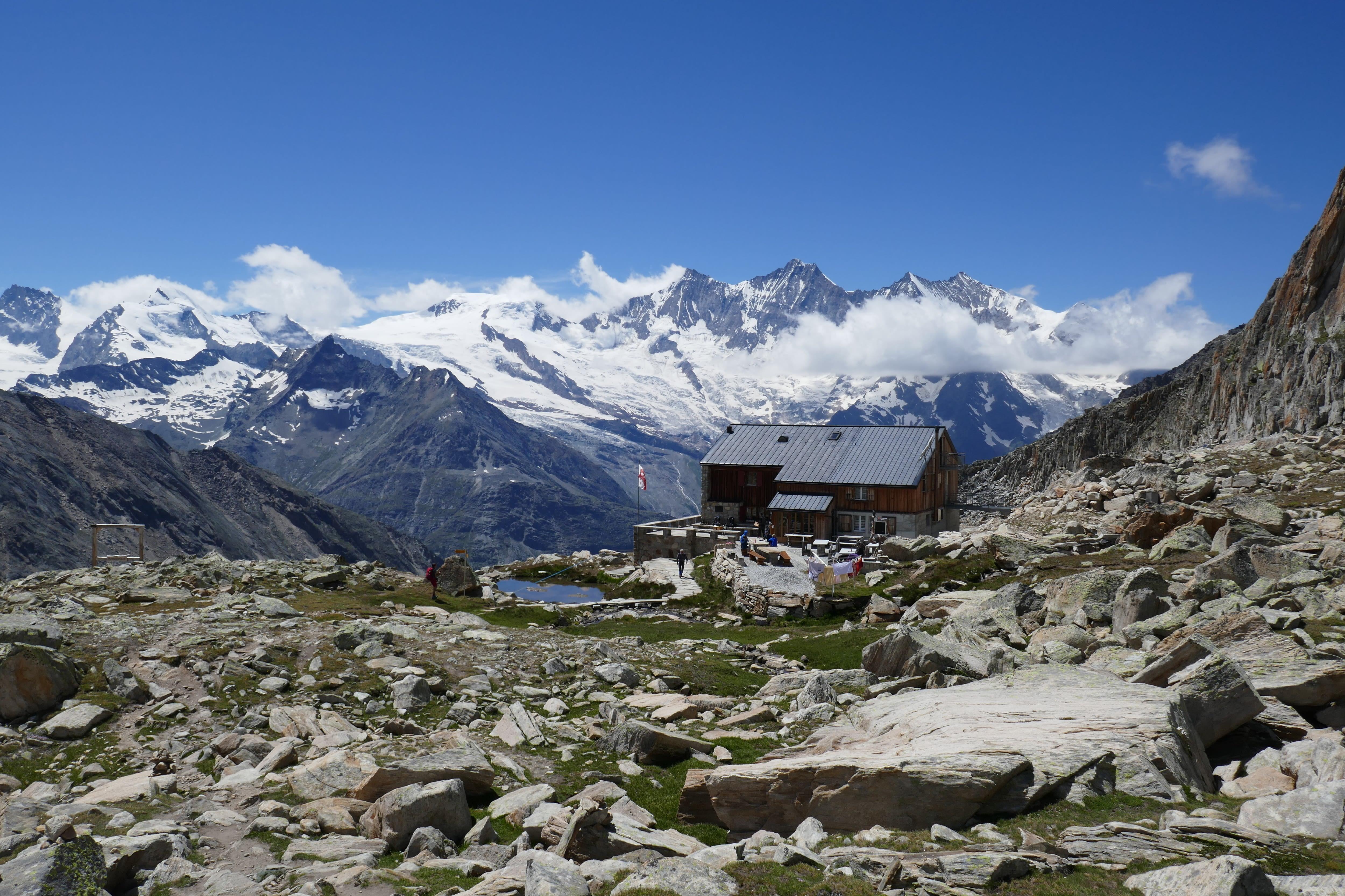 Cabanes de montagne