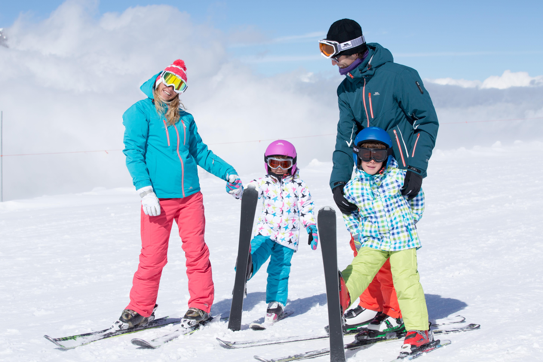 Activités familiales en hiver