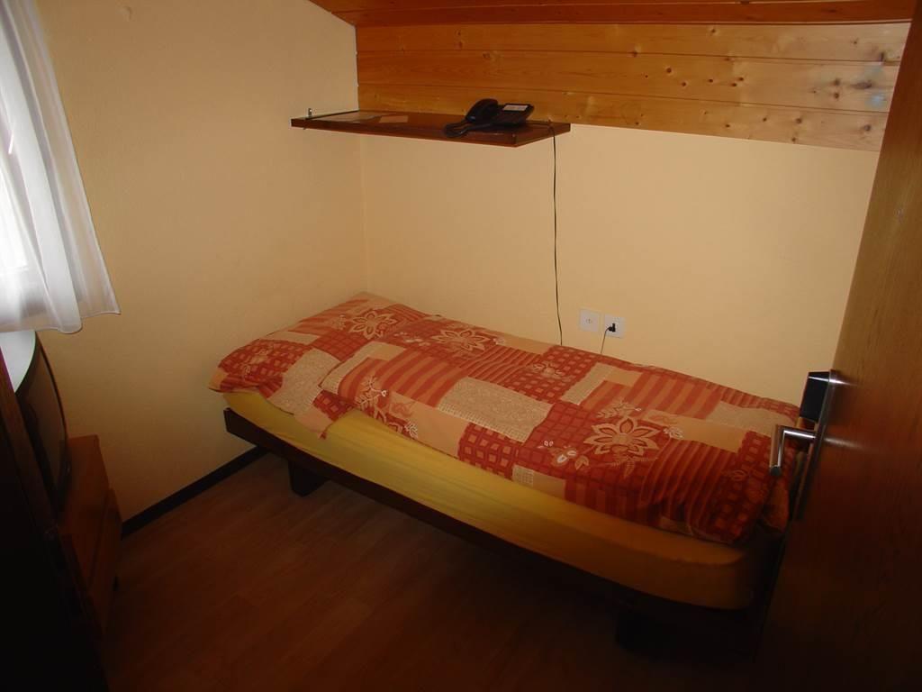 sehr kleines Einzelzimmer
