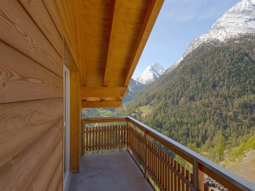 2.5 Aussicht vom Balkon