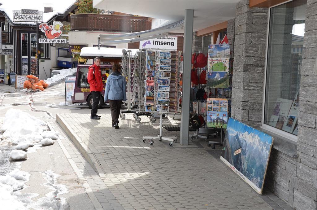 Kiosk im Hotel