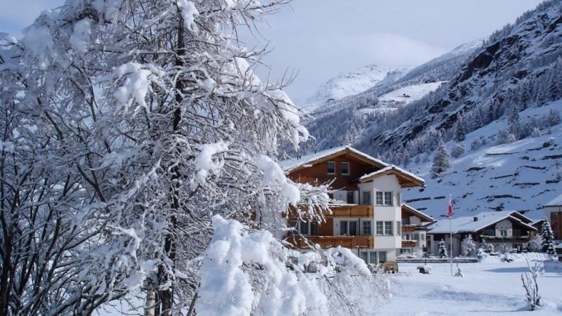 Haus Amaryllis Winter