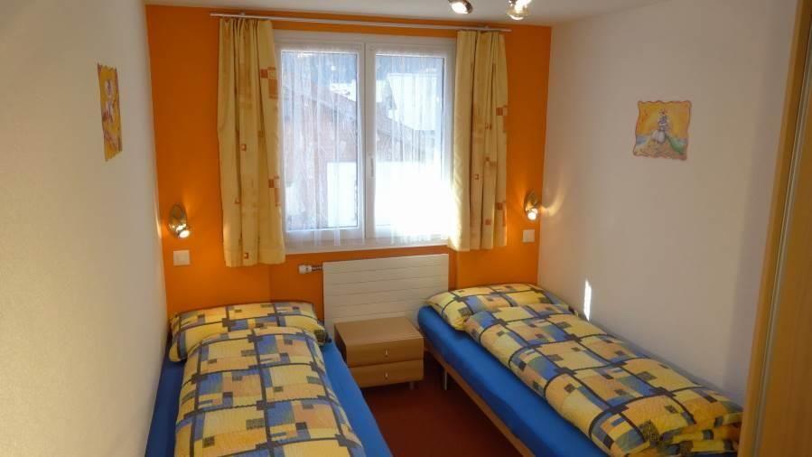 Schlafzimmer Südseite