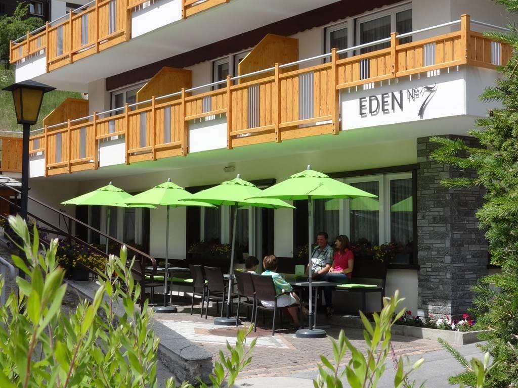 Hotel Eden No. 7