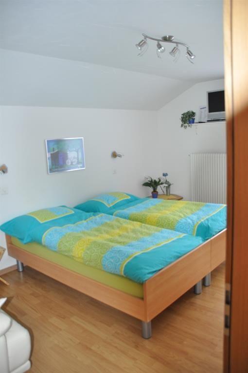 1 Schlafzimmer mit Sofa