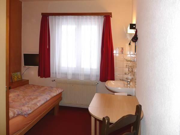 1. Stock / Einzelzimmer mit DU / WC