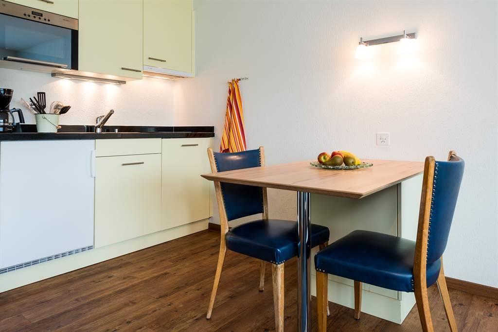 moderne Küche in jedem Studio