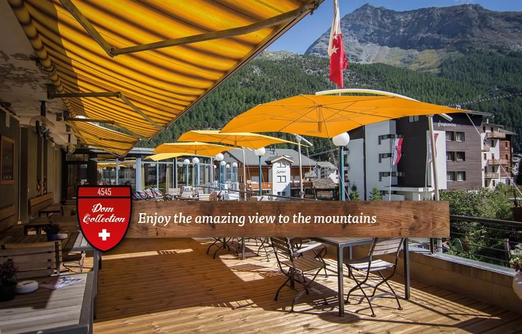 Sunshine terrace with heating -Coffee 45 45