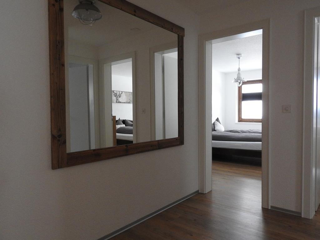 Schlaffzimmer Eingang Spiegel