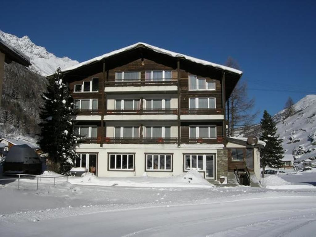 Haus Atlas winter