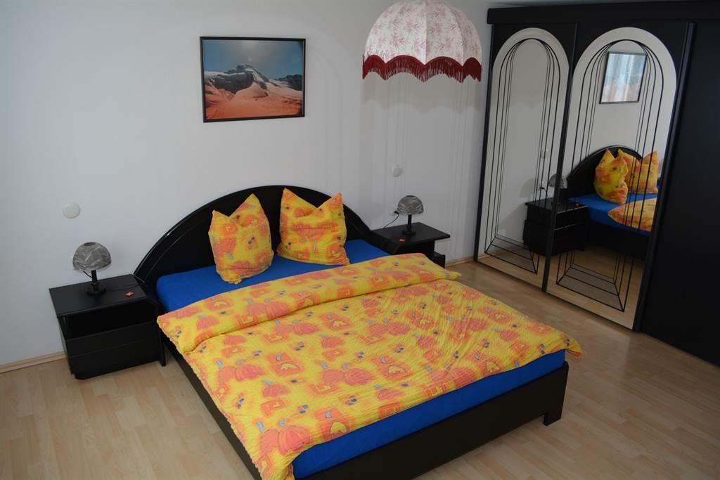 Doppelschlafzimmer mit Grandlit