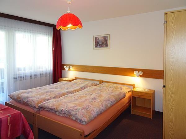 2. Stock / Schlafzimmer mit Westbalkon