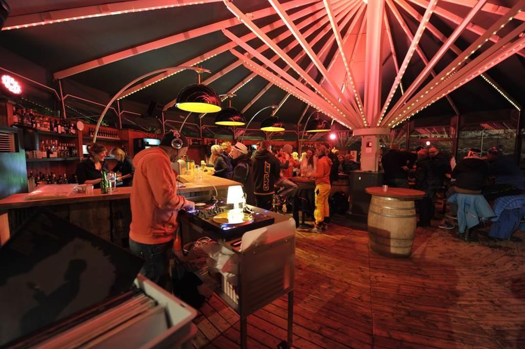 The Larix Apres-Ski Bar