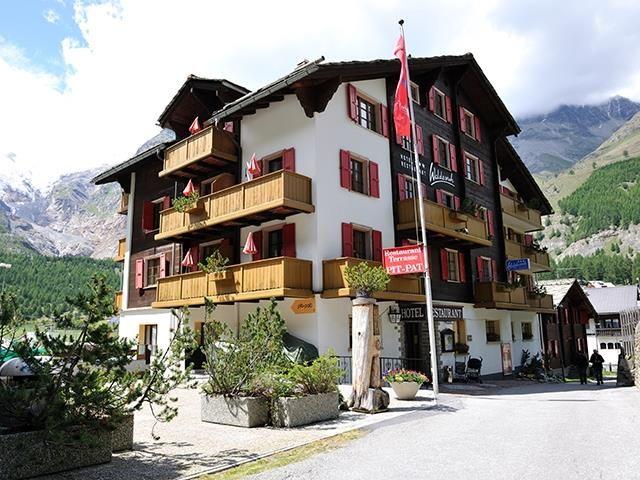 The Larix Sommer Dorfseite