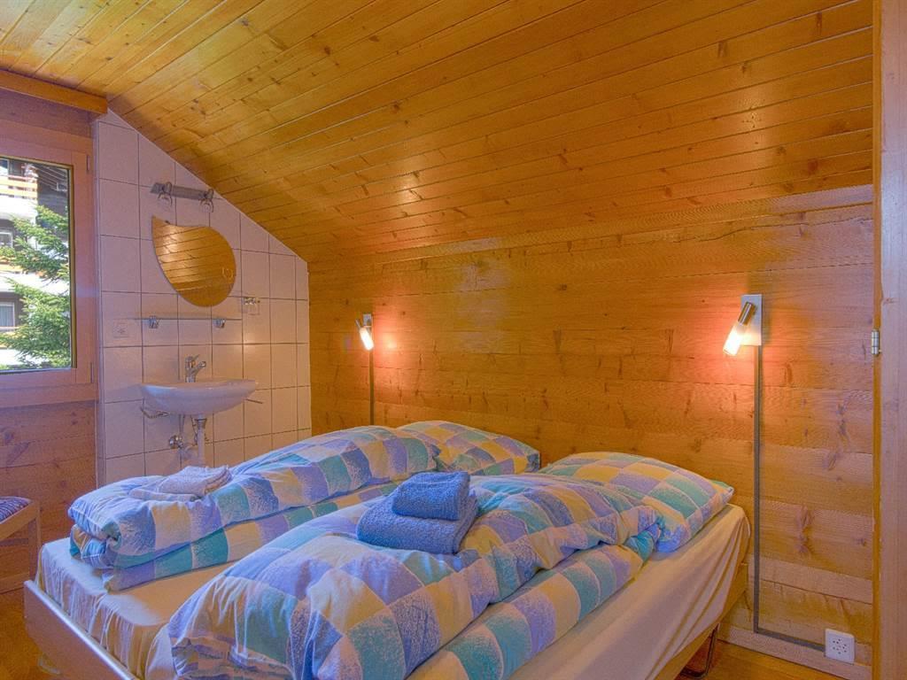 8.1 Doppelzimmer mit Lavabo