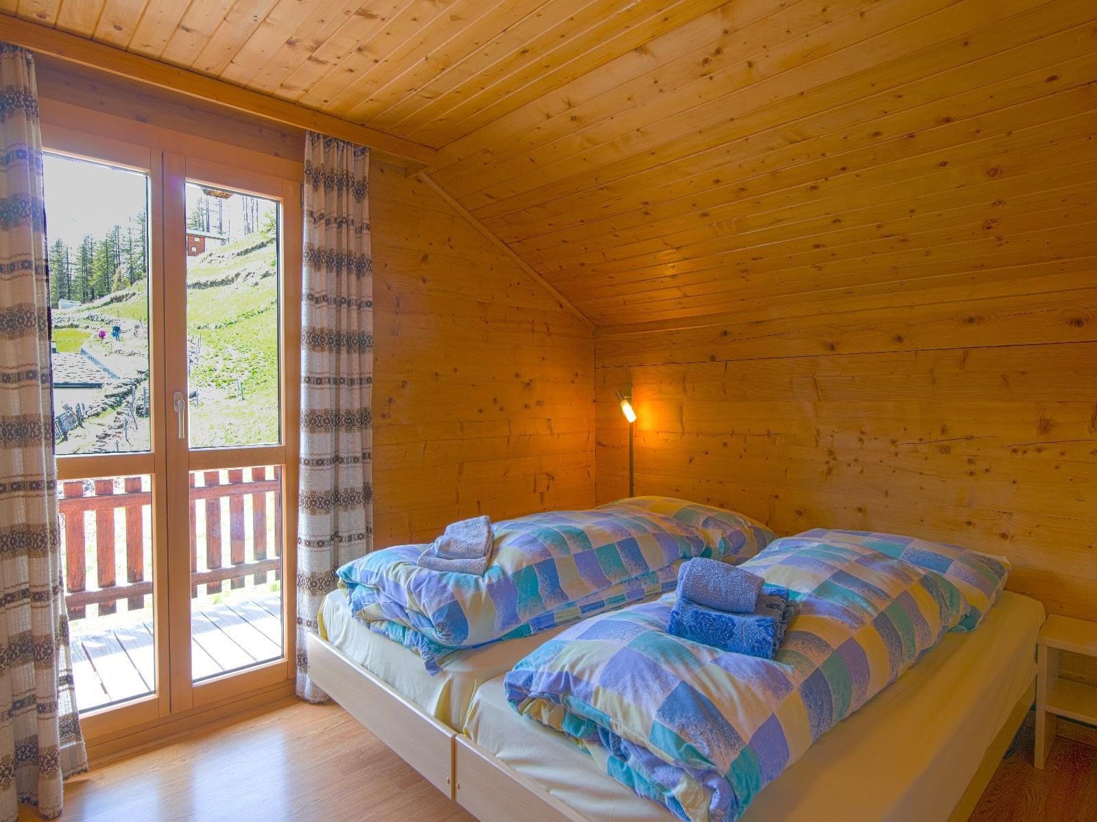 8.2 Doppelzimmer mit Balkon S