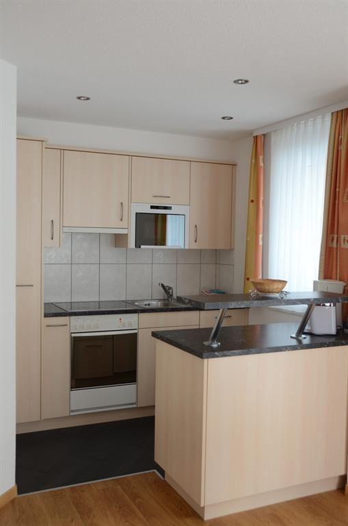 Küche 2-Zimmer-Wohng