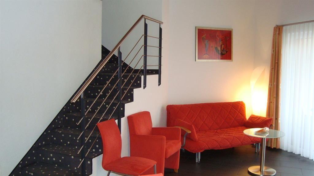 Wohnraum 3-Zimmer-Duplexwohnung