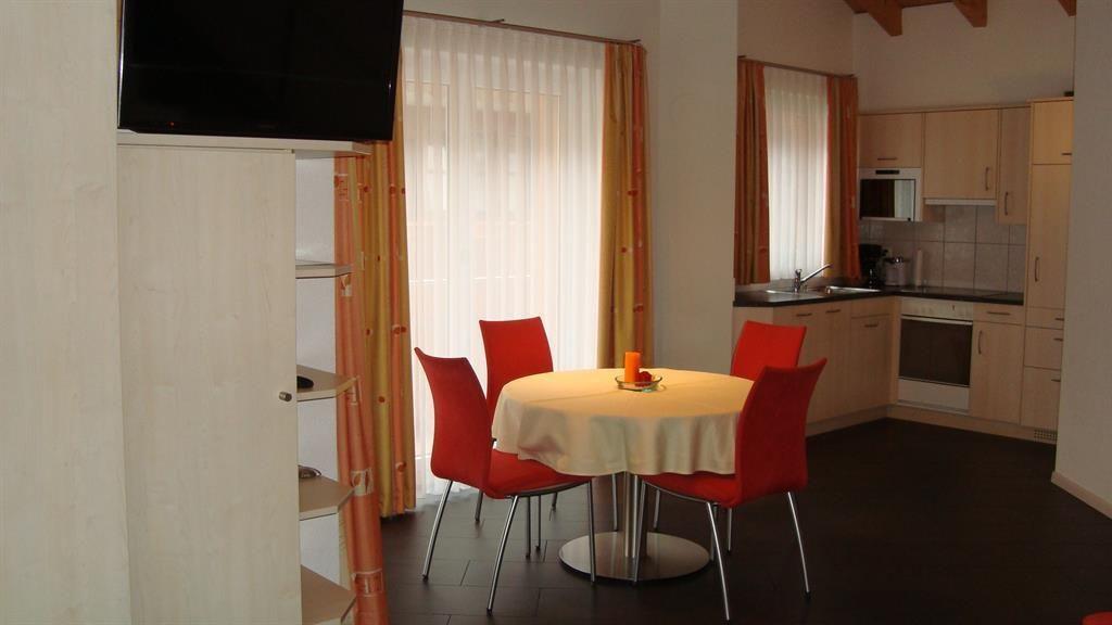 Küche 3-Zimmer-Duplexwohnung