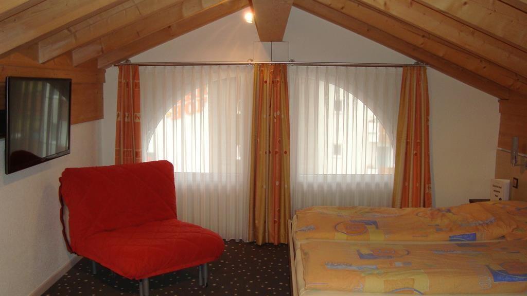 Zimmer 3-Zimmer-Duplex-Wohnung