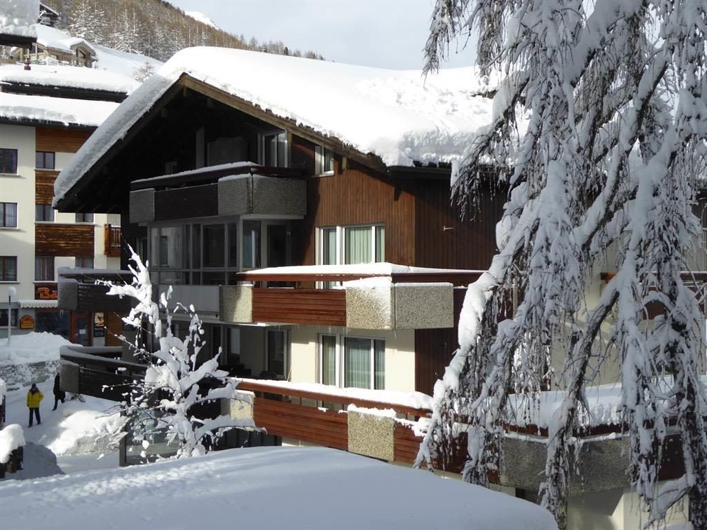 Winterstimmung Am Vogelwald