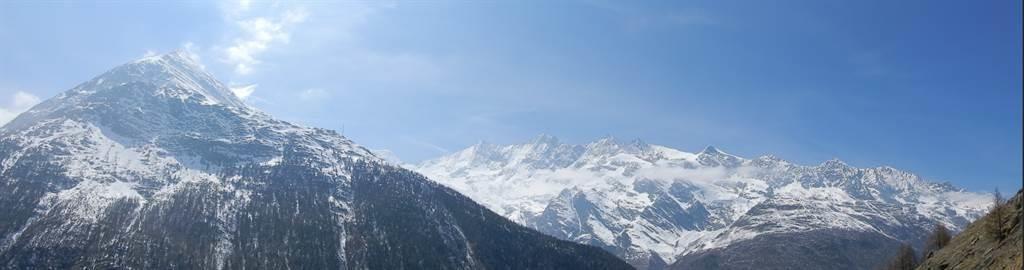 Panorama Mischabel