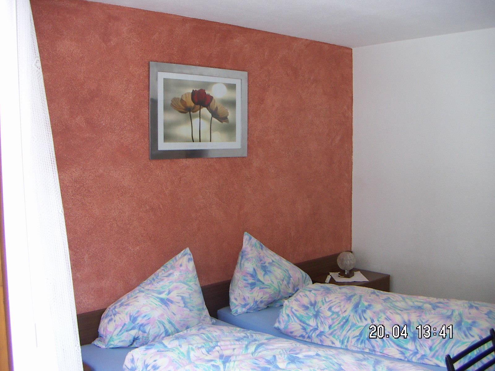 6er-Schlafzimmer