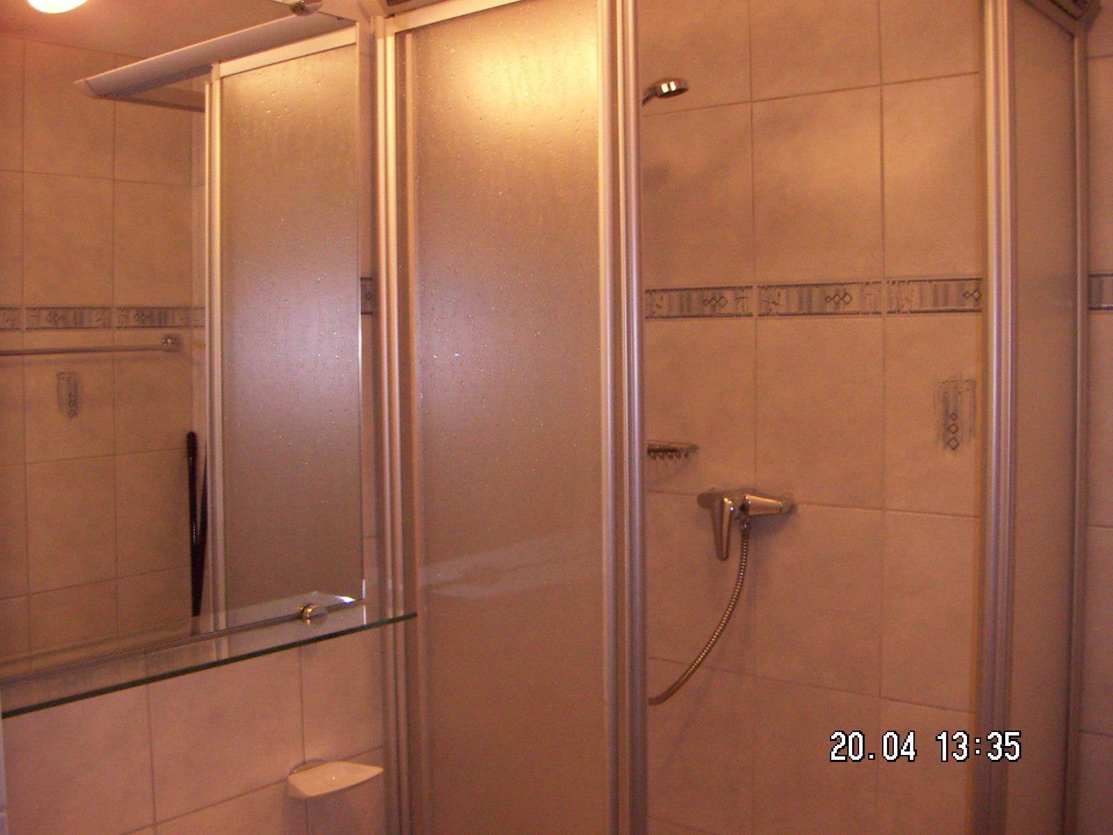 6er-Dusche