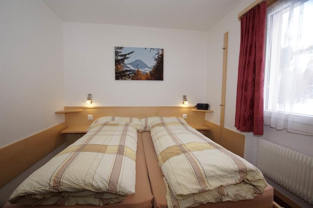 Doppelschlafzimmer / Ostseite