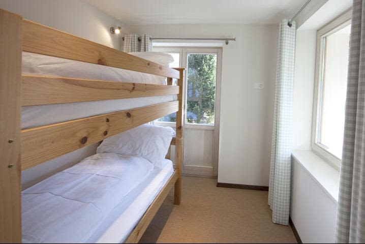 Chalet Daphne - Bunk Bed Room