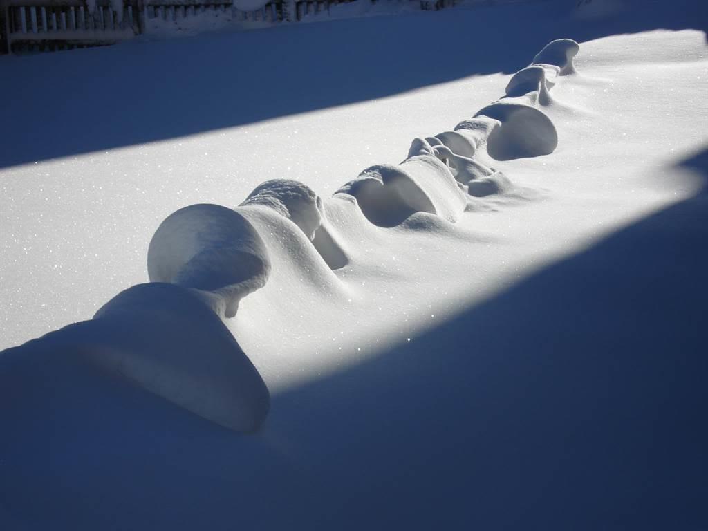 1.8  Lichtschimmer im Schnee
