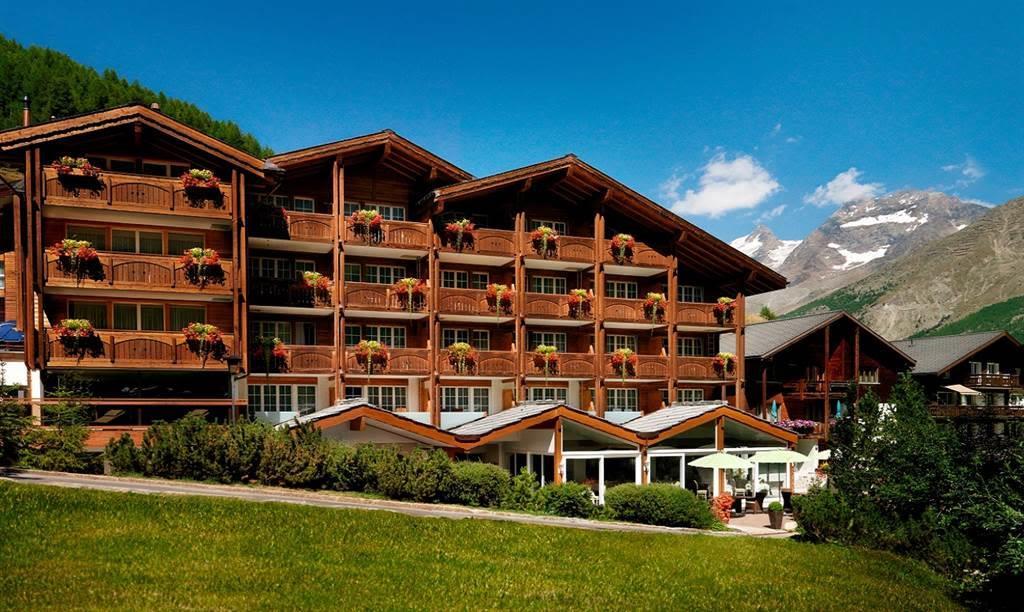 Schweizerhof Sommer