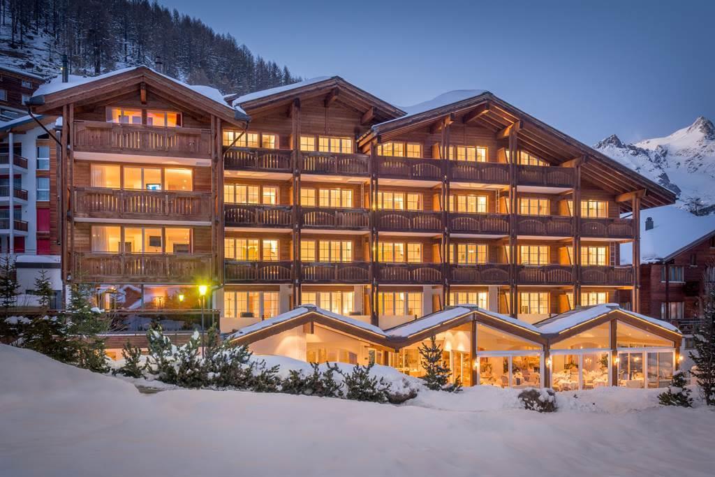 Schweizerhof Winter