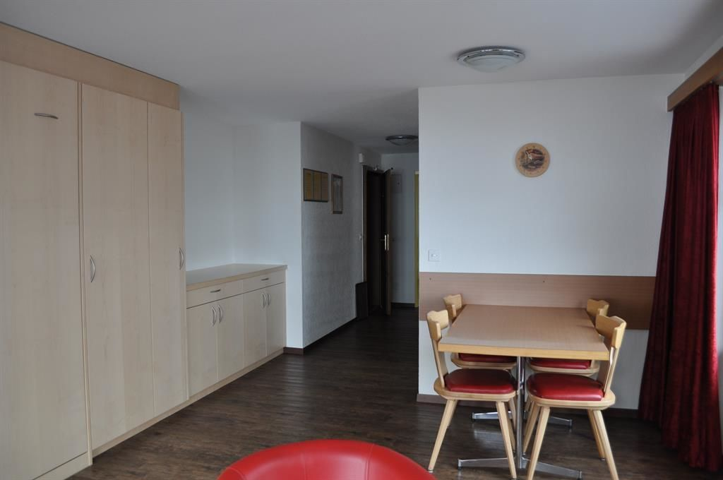 Korridor und Essbereich
