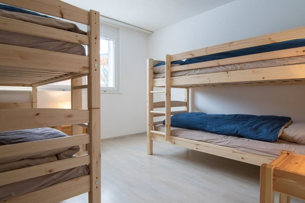 Zimmer für 4 Personen