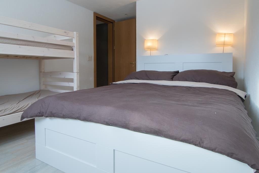 Doppelzimmer mit Etagenbett
