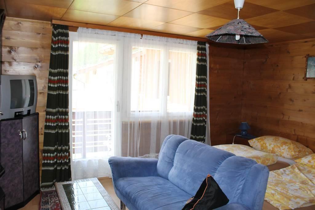 Wohn- und Schlafzimmer