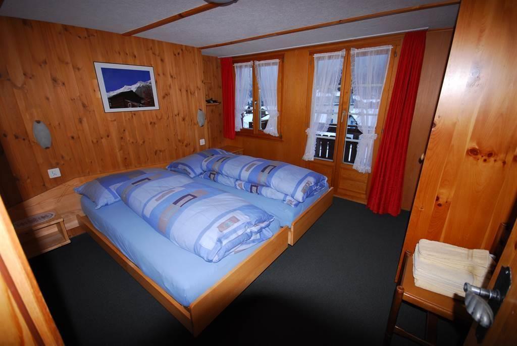 Doppelzimmer Alpenruh Saas-Fee / Saastal