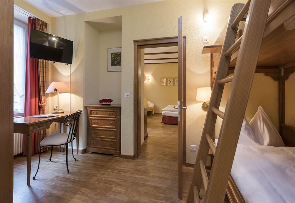 Familienzimmer Komfort 1_Sunstar Hotel Saas-Fee_s