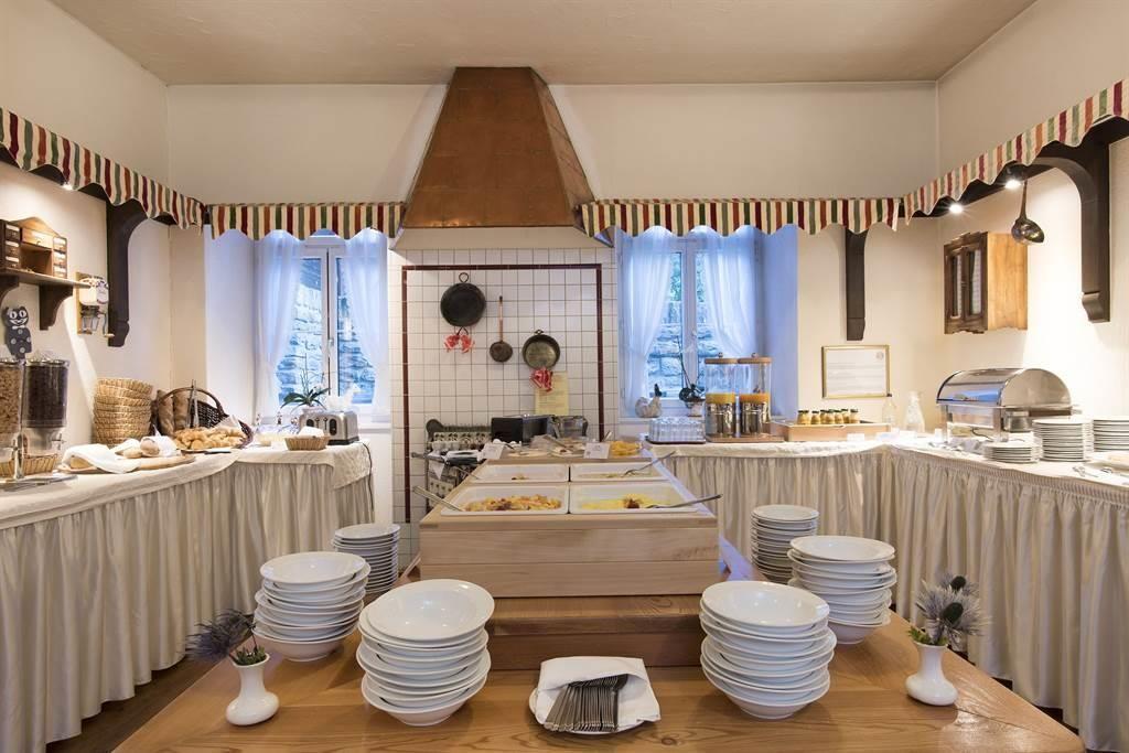 Frühstücksbuffet 3_Sunstar Hotel Saas-Fee Schweiz_