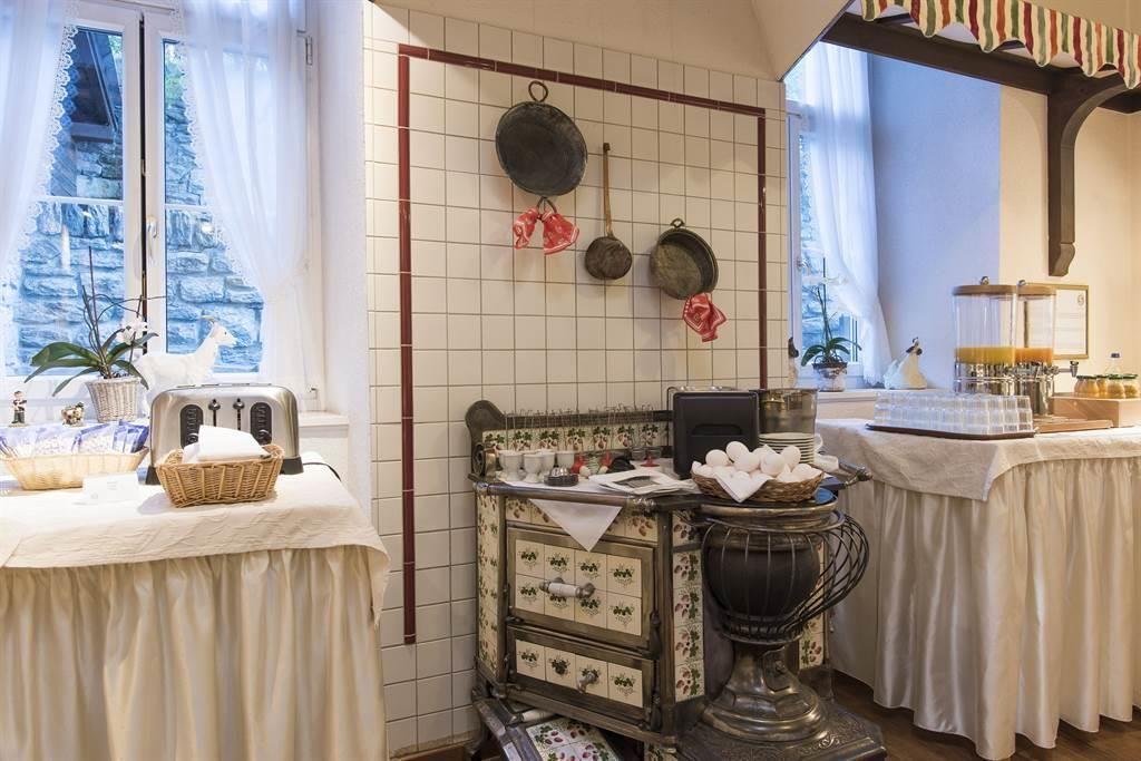 Frühstücksbuffet 7_Sunstar Hotel Saas-Fee Schweiz_