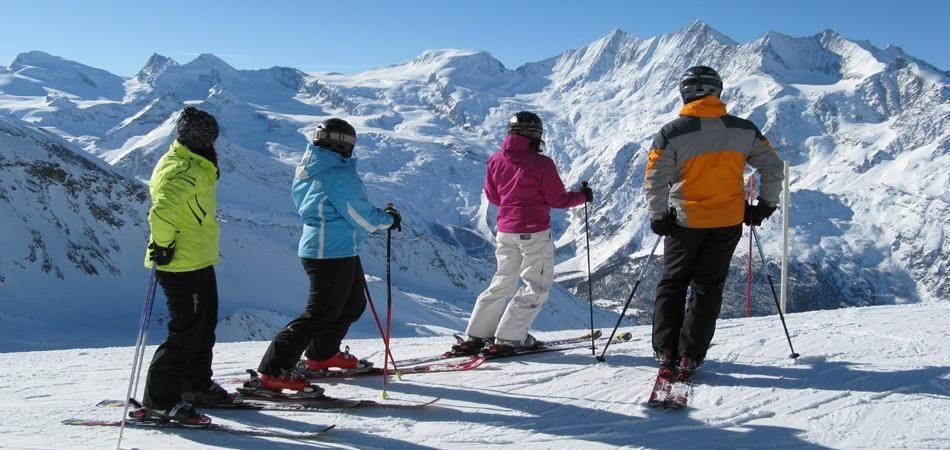Ski Paradies Saas-Fee