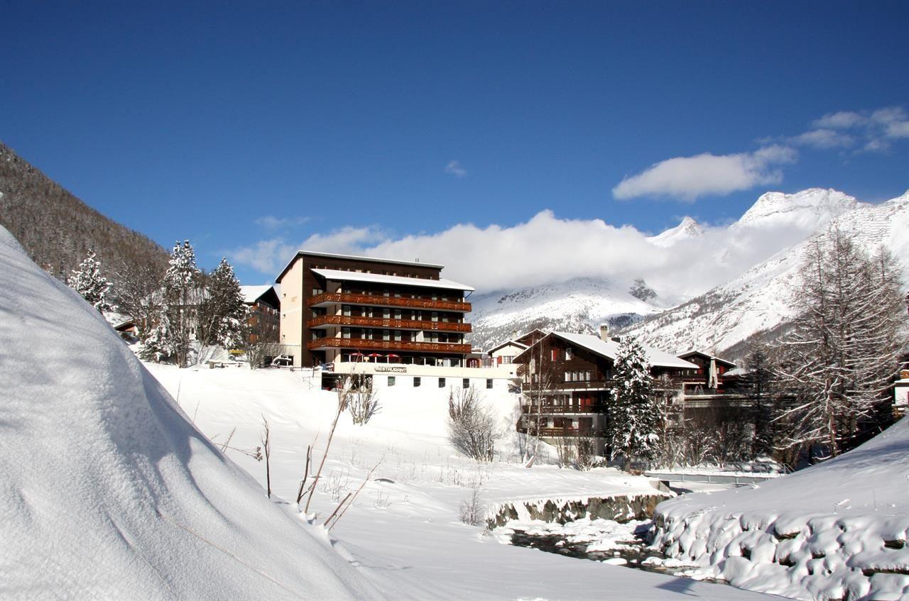 direkt an den Skiliften & Bergbahnen