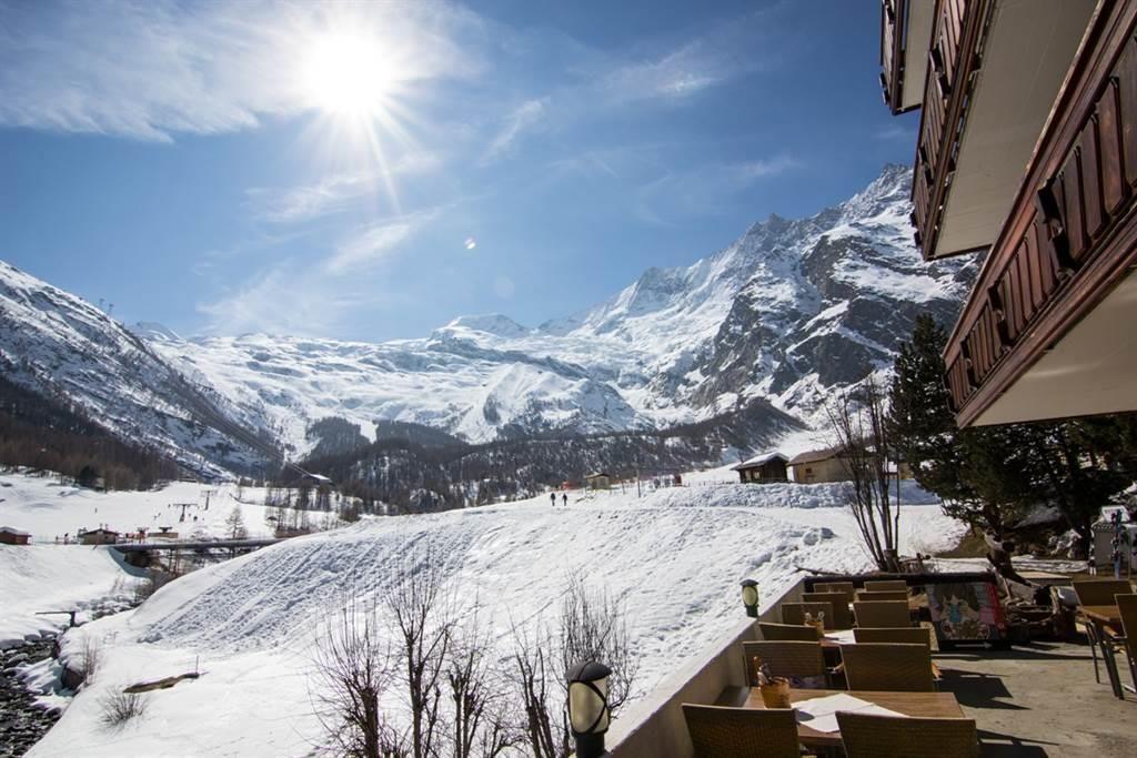 Hotel ski in - ski out