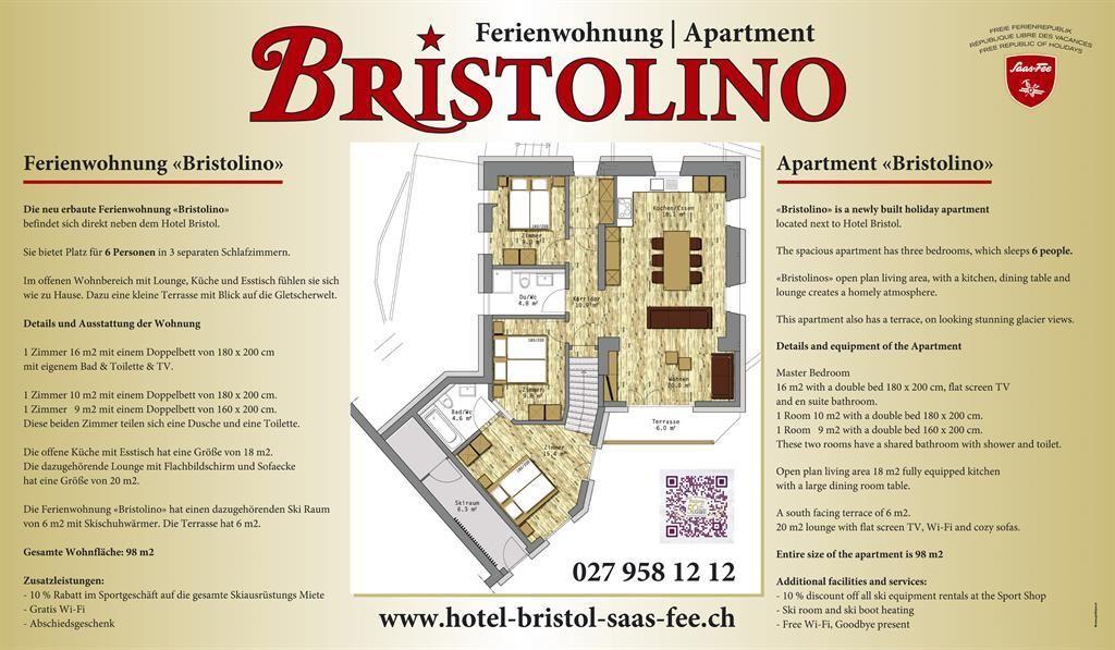 Ferienwohnung Bristolino ****