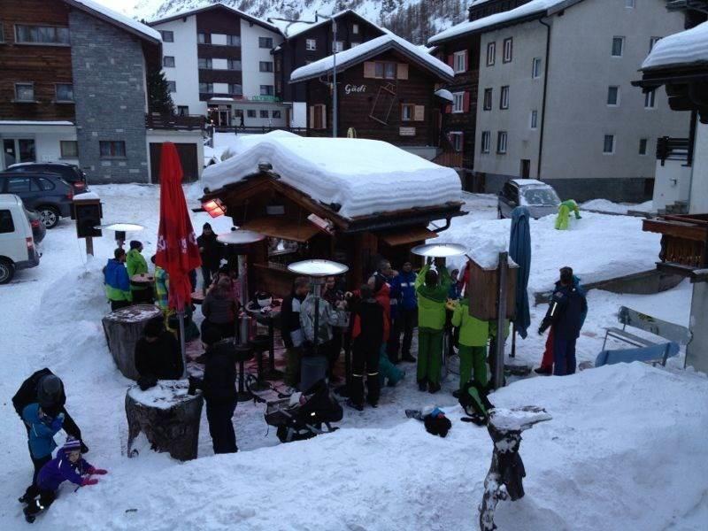 Aprés-Ski-Bar