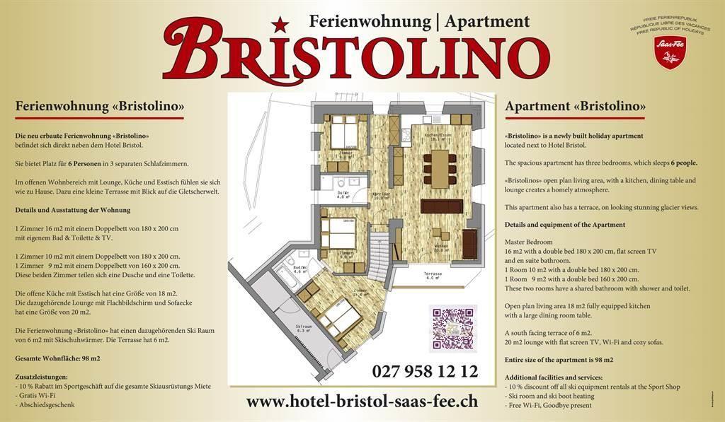 Ferienwohnung Bristolino
