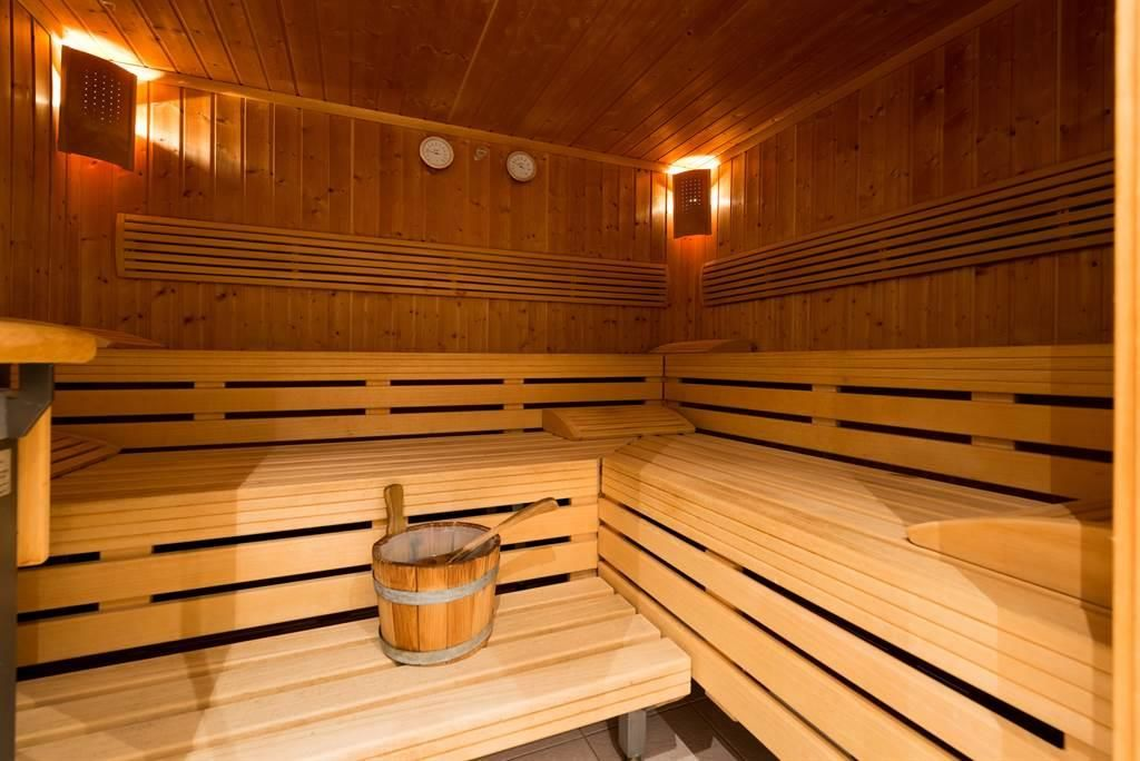 Sauna Hotel Kristall-Saphir
