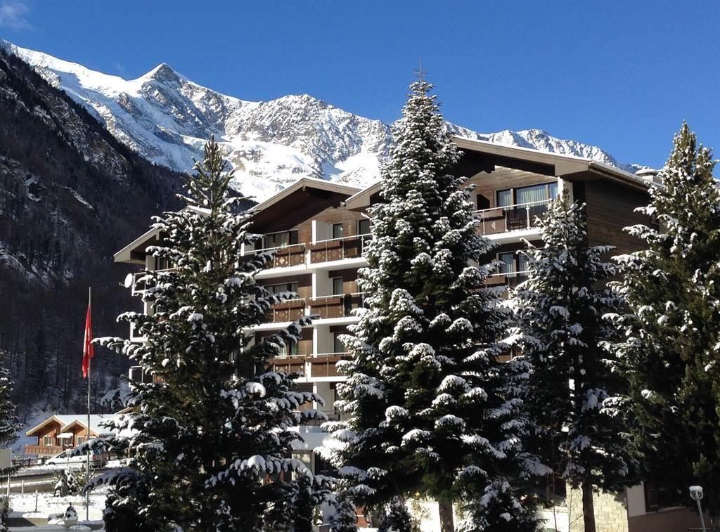 Hotel Kristall-Saphir Superior im Winter