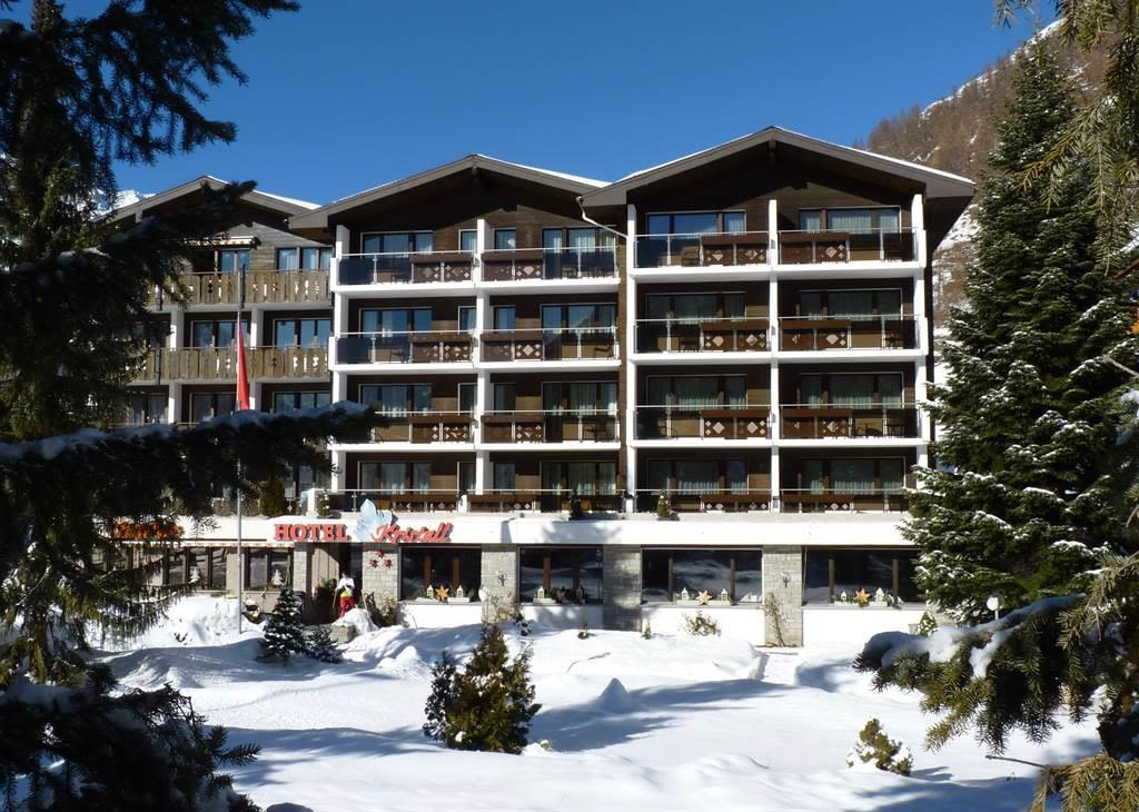 Hotel Kristall-Saphir Sup